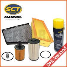 SCT Innenraumfilter SA 1291 incl LIQUI MOLY Klimaanlagen Reiniger Klima Fresh