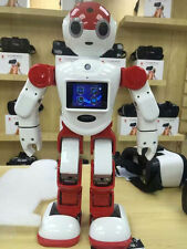 "Intelligent Humanoid Robot Toy 2.4"" Tft Video Smart Life infrared Camera Red New"