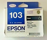 Epson 103 Extra High Capacity Ink Cartridge Black