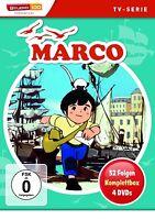 MARCO - KOMPLETTSBOX  4 DVD NEU