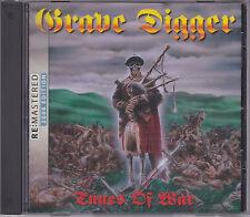 GRAVE DIGGER 1996 CD - Tunes Of War (Remastered 2006) - Running Wild/Rebellion