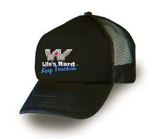 WESTERN STAR TRUCK Cap/Hat Trucker Cap 'Keep Truckin'