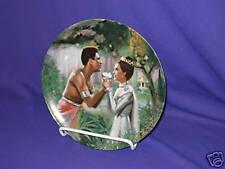 Rita Moreno King & I Collectors Plate 1985 Knowles