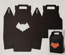 Halloween Bat Box Die Cuts makes 8 boxes AccuCut