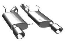 """2011-2012 Ford Mustang V8 5.0L Magnaflow 3"""" Axle-Back Dual Exhaust 15593"""