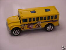 Fairly Odd Parents * School Bus * Ford Focus * Ford Van * Promotional Matchbox