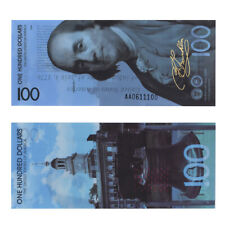 100 Dollar American Souvenir Money Uncurrency New Money Holiday Gifts