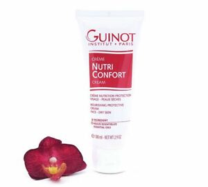Guinot Creme Nutri Confort - Nourishing Protection Cream 100ml Salon Size