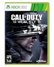Call of Duty: Ghosts Xbox 360 Brand New Sealed COD