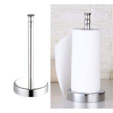 Stainless Steel Roll Paper Towel Holder Kitchen Bathroom Tissue Rack Home Tool