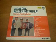 THE 3 JACKSONS - JACKSON'S KING SIZE MEDLEY = PHILIPS 825 825 QY