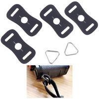 5set Protector Cover Camera Strap Triangle Split Ring Hook for Fujifilm Niko EB
