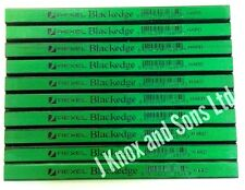 10 Rexel Blackedge Carpenters Pencil Hard Green Pencils Wood Marking Carpenter
