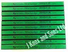 10 Rexel Blackedge Carpenters Pencil Hard Green Pencils Wood Marking Carpenter