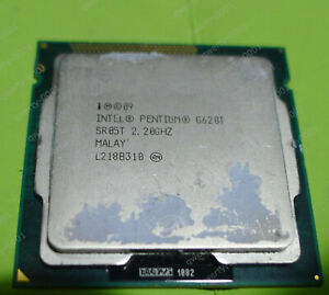 INTEL Pentium G620T CPU, SOCKET 1155, 35W, Energy efficient,great for mining rig