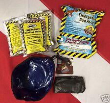 Dog bowl travel kit survival prepper bug out bag hiking boat disaster Mayday #9