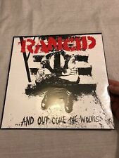 Rancid And Out Come the Wolves Remaster 180g LP Record Vinyl Epitaph NEW SEALED
