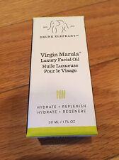 Drunk Elephant Virgin Marula Luxury Facial Oil 1 oz / 30 ml
