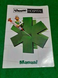 Theme Hospital Manual