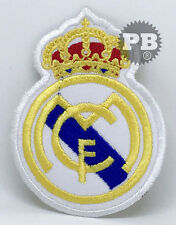 #206 Real Madrid FC Football Club Embroidered Iron-on/sew on  Patch
