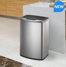 EKO 80 Litre Motion Sensor Waste Bin Kitchen Indoor Trash Garbage