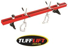 500KG Tufflift Engine Support Bar Workshop Lift Hoist Crane Brand New
