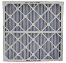"""16"""" x 25"""" x 2"""" Flanders Furnace Air Filter, Pre-Pleat 40, MERV 8, Pack of 12"""