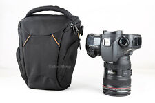 DSLR Shoulder Camera Case Bag For Nikon D3100 D3200 D5100 D5200 D7000 D7100 D600