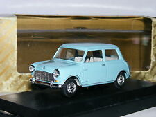 Vitesse L044B 1967 Morris Mini 1000 Mk2 Super De-Luxe Light Blue LTD ED 1/43