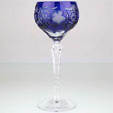 Nachtmann Traube Weinglas Römer 20,7 cm groß Kristall Glas blau R3U