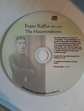 The Metamorphosis - by Franz Kafka Unabridged Audiobook Mp3 CD
