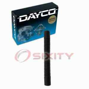 Dayco Lower Radiator Coolant Hose for 1966-1967 Mercury Caliente 4.7L V8 we