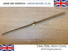 3D Printer 400mm T8 Trapezoidal Lead Screw Rod - comes with nut