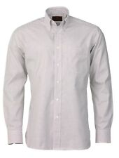 Laksen Abraham Mens Pin Point Check Shirt