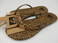 Reef Womens Bliss Summer Cheetah 8