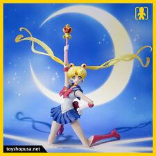 Pretty Guardian Sailor Moon SH Figuarts Sailor Moon Crystal Bandai Authentic