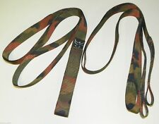 "Hammock Tree Hugger Straps - 1"" Polyester Camouflage - Various Lengths 4-12 ft"