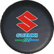 Suzuki Jimny Vitara Spare Wheel Tyre Tire Cover Case Pouch Bag Protector 26~27 S