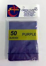 750 Magic MTG Gaming Card Protector Purple Sleeves CP08