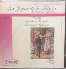 Las Joyas de la Musica - Franck - Las Grandes Sinfonias - 7 (CD)