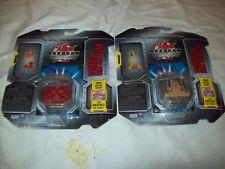 LOT OF 2 Bakugan BATTLE SABRE Battle Gear 2010 Brawlers NEW #20028629,#20028628