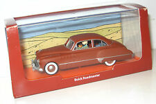 TIM und STRUPPI   Buick Roadmaster   Tintin   Modellauto Moulinsart 1/43 ( K49*