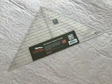 Creative Grids 90° 1/4 Square Triangle - BRAND NEW
