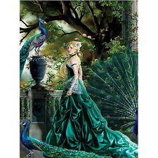 EMERALD HAWTHORNE Nene Thomas - Ceaco 750 pc Fantasy puzzle  - NIB