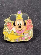 Disney Pin - Minnie Mouse - Aladdin - Prize - Genie Lamp - Tokyo Disneyland