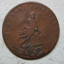 Louis XIV jeton laiton victoire Seneffe Hainaut / historical brass token Belgium