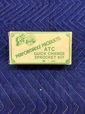 Honda ATC 90-110, 1970-1980 Big Al's Quick Change Sprocket Kit NOS Aftermarket