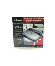 Trust 510EX USB 5.1 Sound Expert External - New