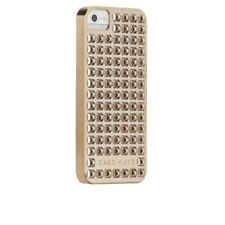 Case-Mate CM029453 Studded Case for Apple iPhone 5s - Gold