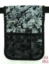 Unique Nurse Vet Physio Teacher Medical Professions Belt Waist Pouch Bag Army